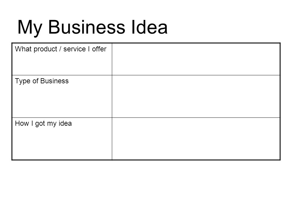 Startup Business Plan Template 1Service Business Plan Template - service plan templates
