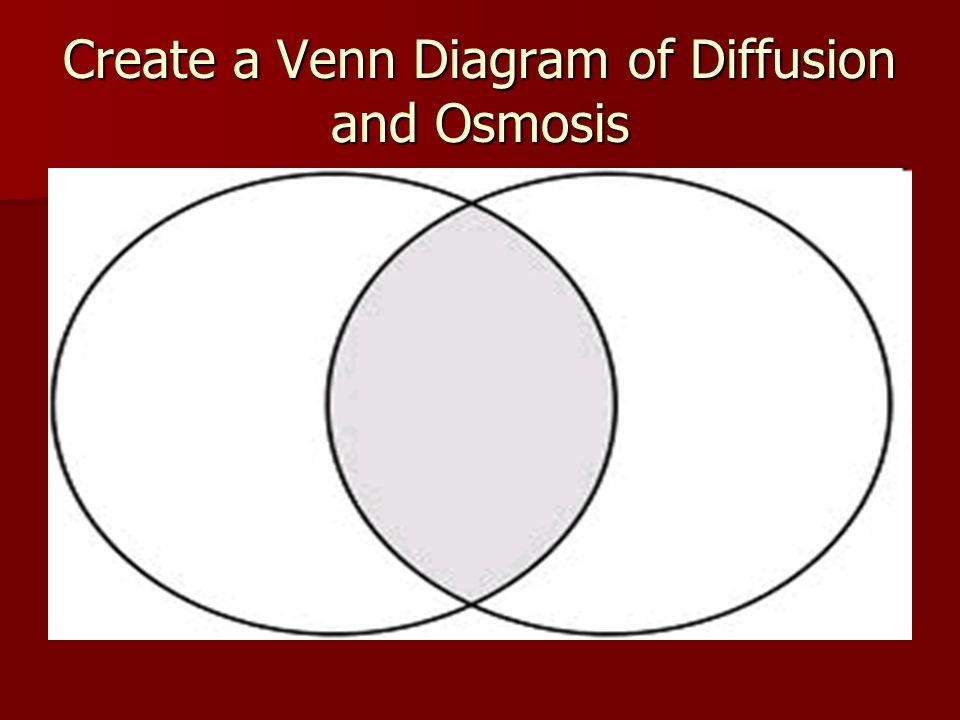 venn diagram for osmosis and diffusion