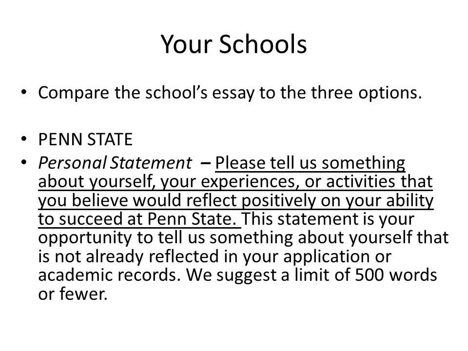 Essay Penn State Mistyhamel