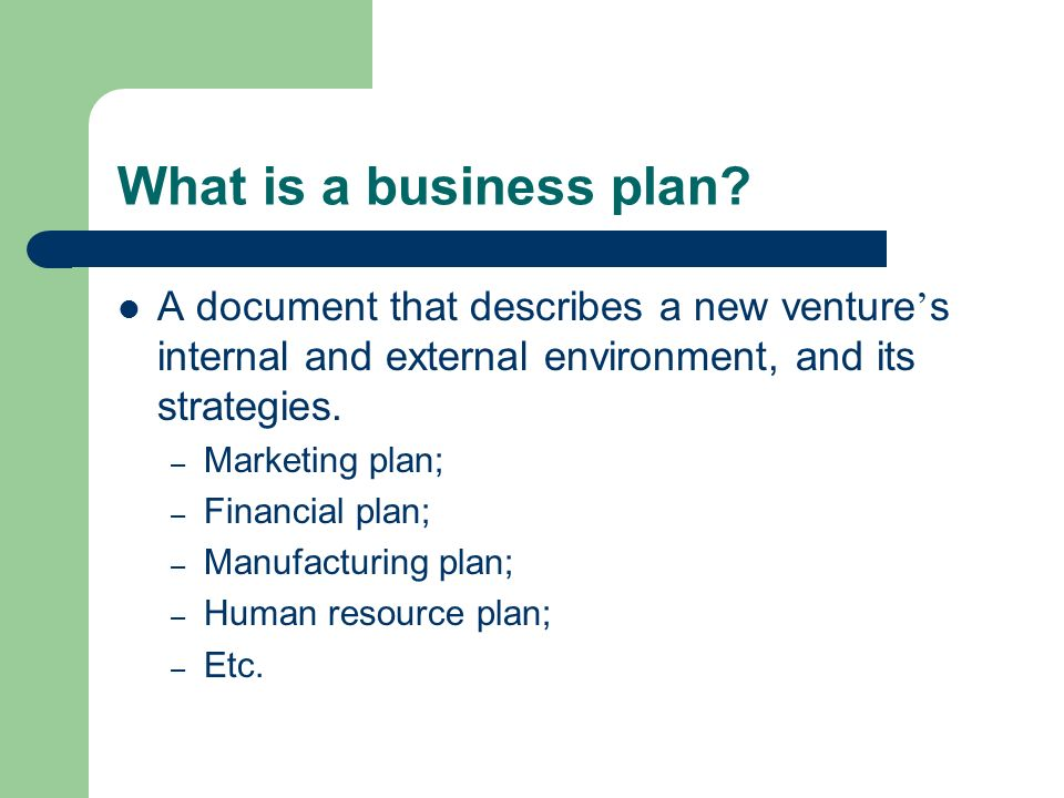 How to write a business plan? - ppt video online download - how to write financial plan in business