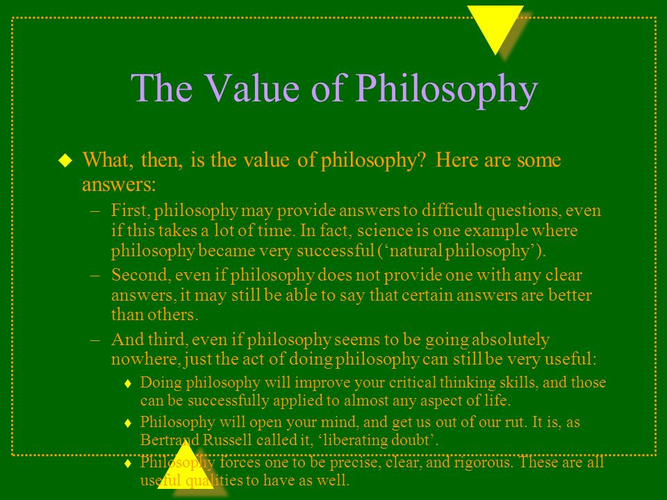 Bertrand Russell The Value Of Philosophy Essay Help