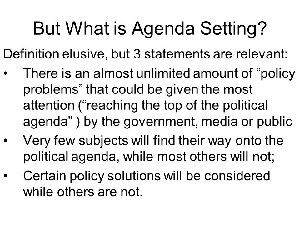 Sample Political Agenda sample company protocol template strand in - political agenda template