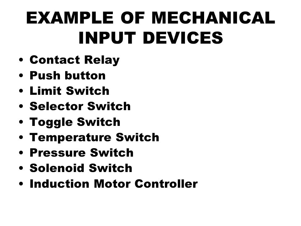 relay switch ppt