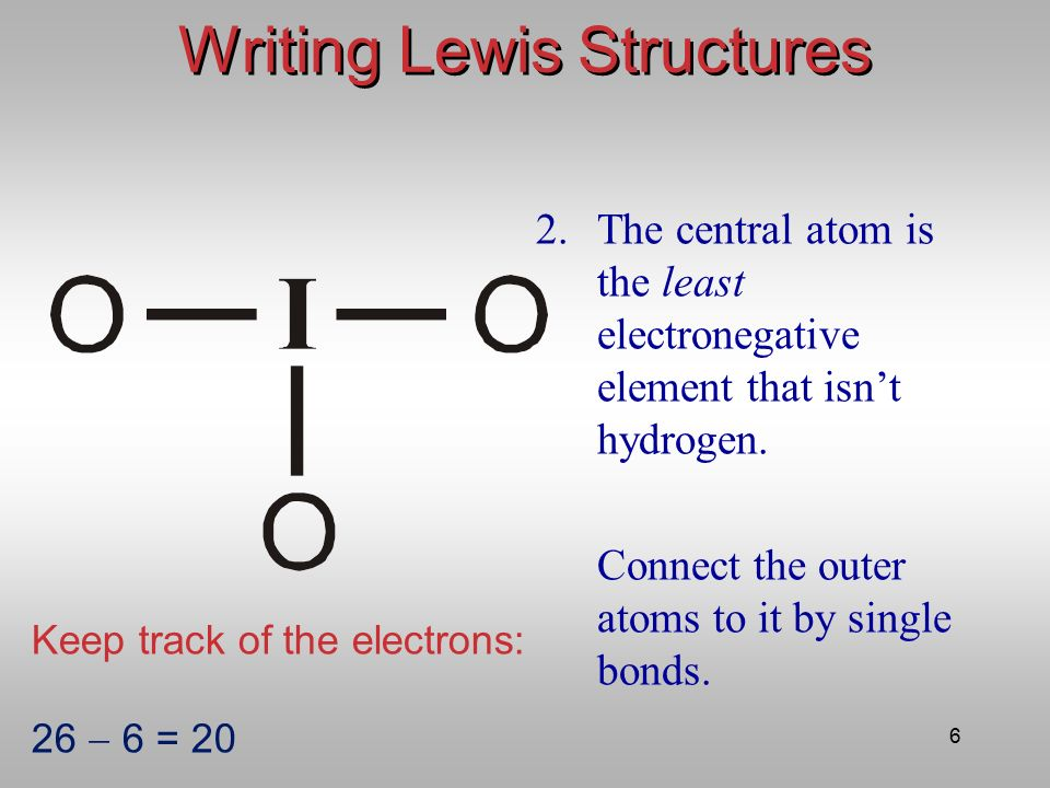 Write A Single Lewis Structure For So3 Ion