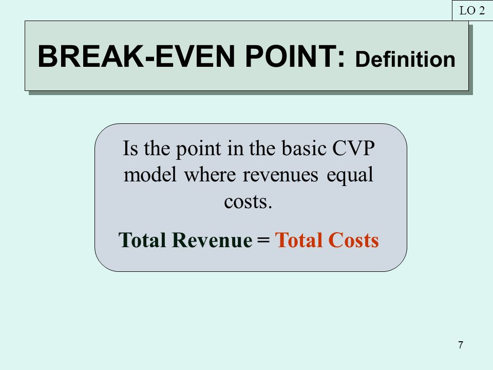 how to write a break even analysis How to calculate break even  it is important you have the understanding of what the break even point is break even point analysis is a key financial analysis tool.
