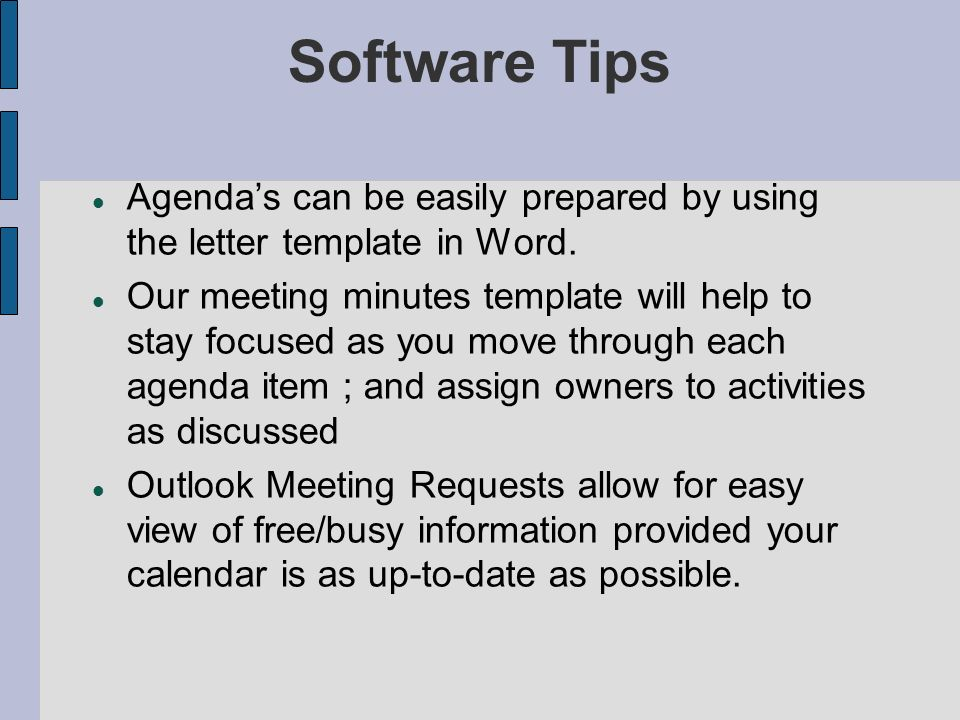 outlook meeting minutes template - Jolivibramusic - outlook meeting agenda template