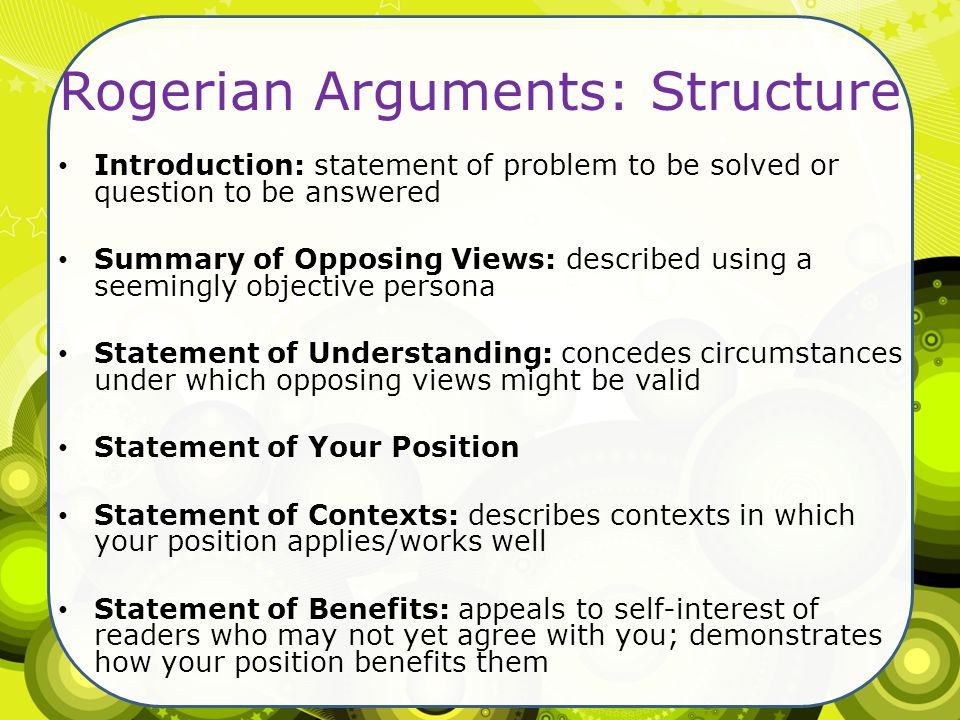Examples Of A Argumentative Essay U Resume Proexamples For  Examples Of Rogerian Argument Essays Poemsview  Rogerian Argument Essay  Topics Where To Find Help For My Writing Assignment also The Newspaper Essay  Thesis Statement For A Persuasive Essay