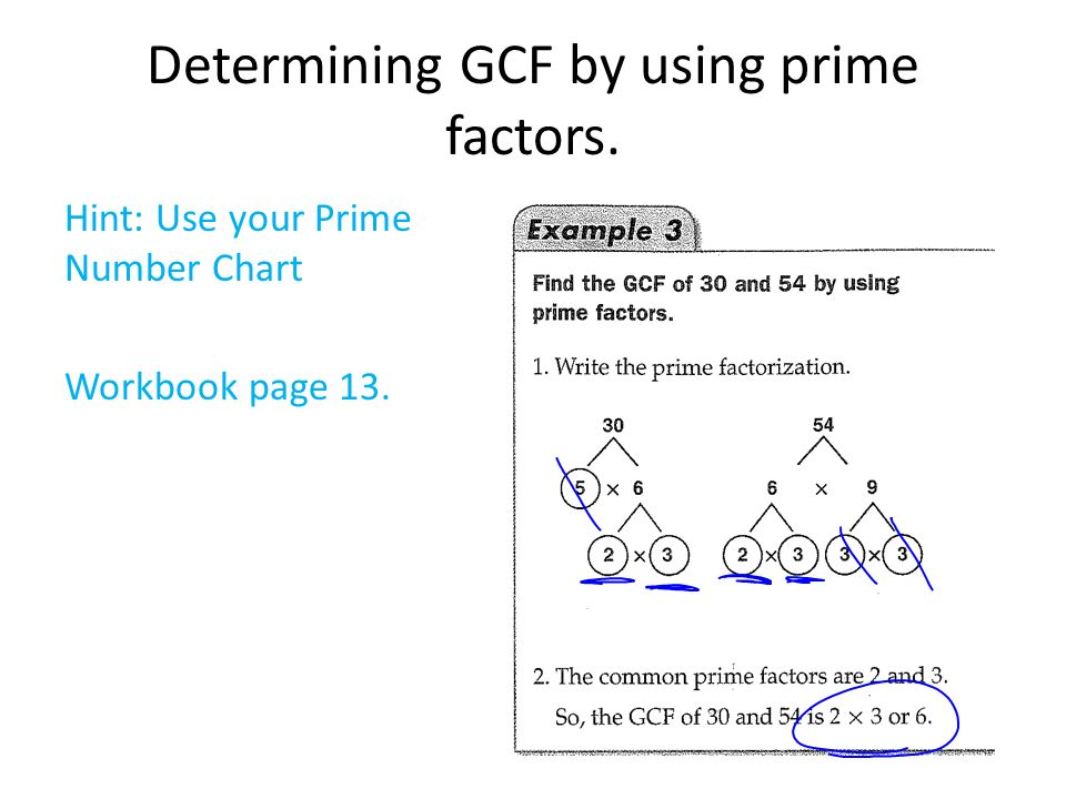 Chapter 1 Fractions Our Goals - ppt download - prime number chart