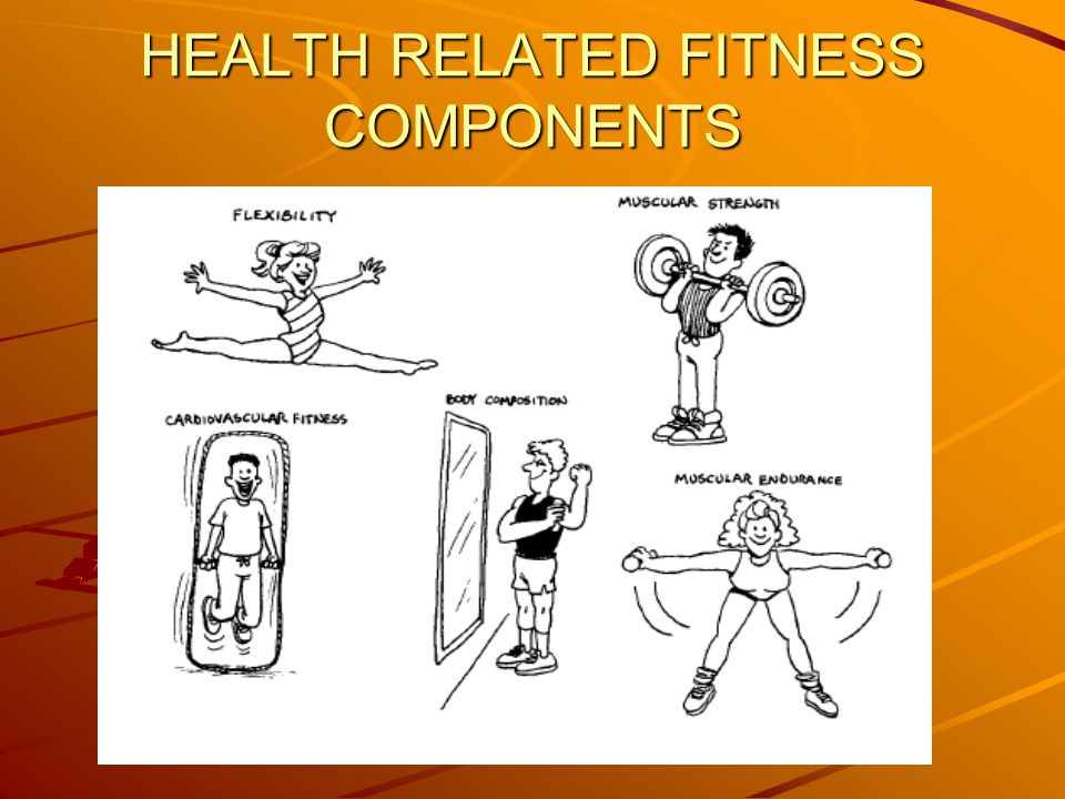 health related fitness Fitness and Workout