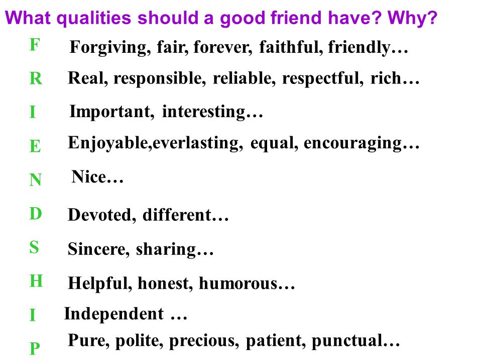 Good qualities of a good friend essay, Homework Help - good qualities for a resume