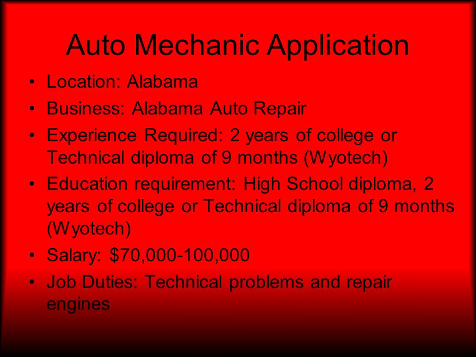 automotive technician salary with best picture collections