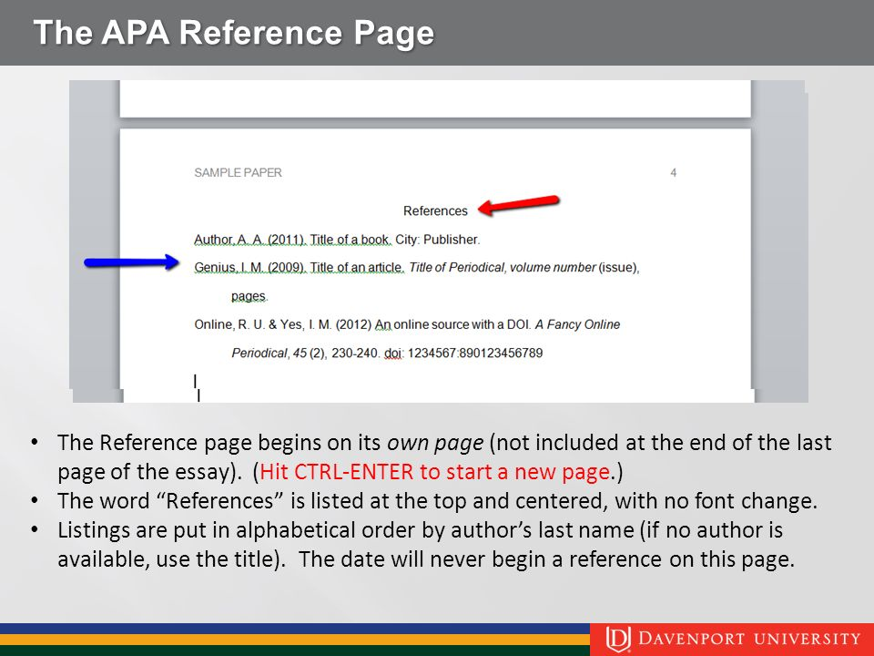 Apa Electronic Reference Formats Apa Style Help Student Guide To Apa 6th Edition Ppt Video Online Download