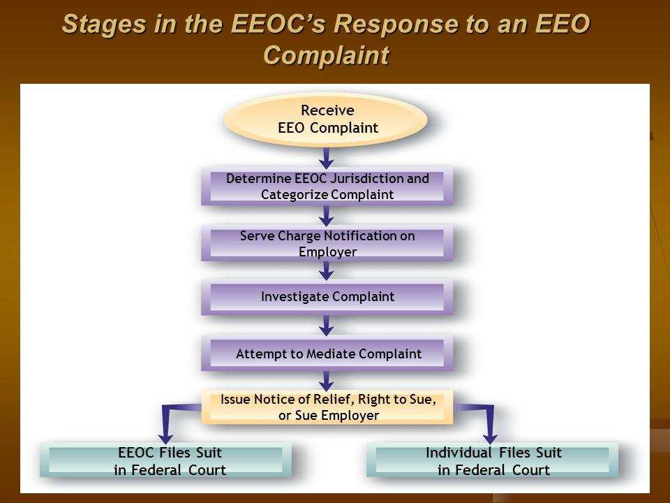 Ch 4 HR Legislation and Regulation - ppt video online download - eeoc complaint form