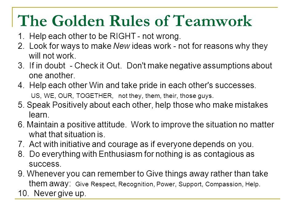 Qualities Of Good Worker