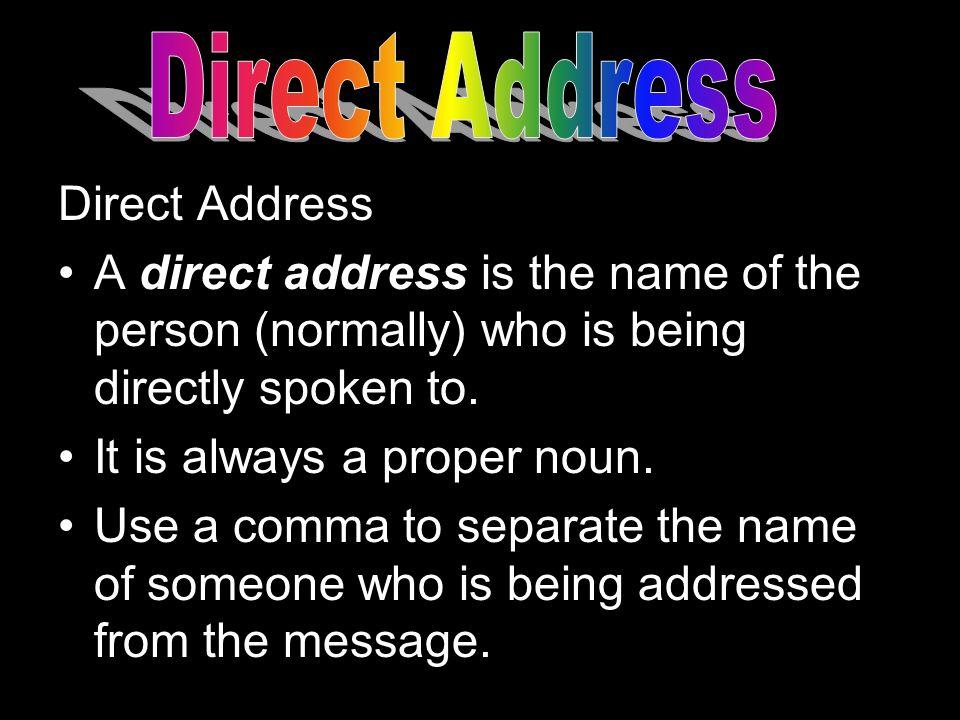 proper comma use