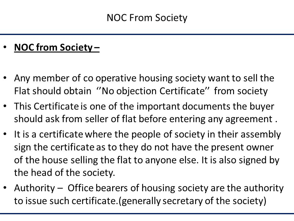 society no objection certificate format - Onwebioinnovate - no objection format