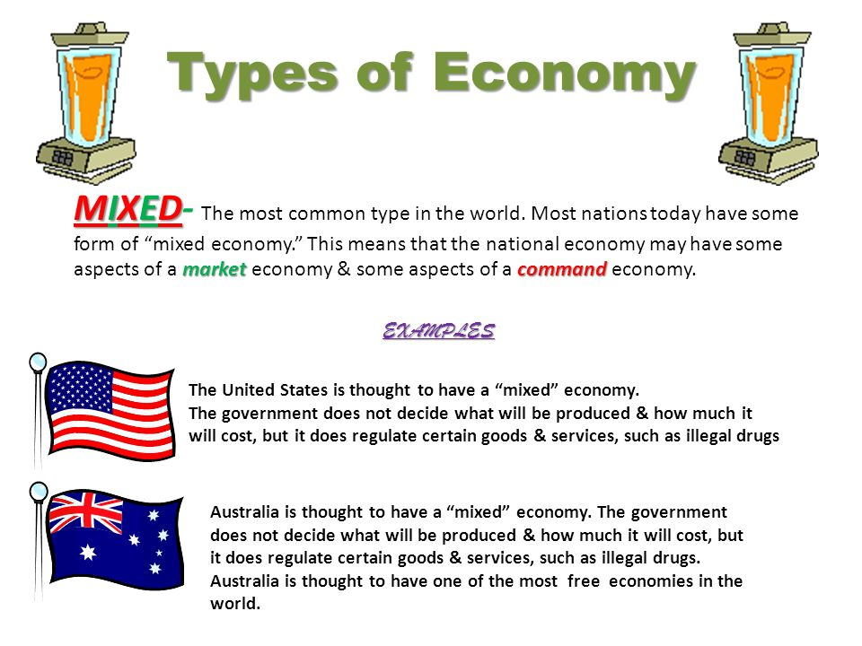 Types of Economic Systems ECONOMY - ppt video online download