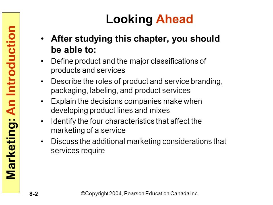Product and Services Strategy - ppt video online download - define product