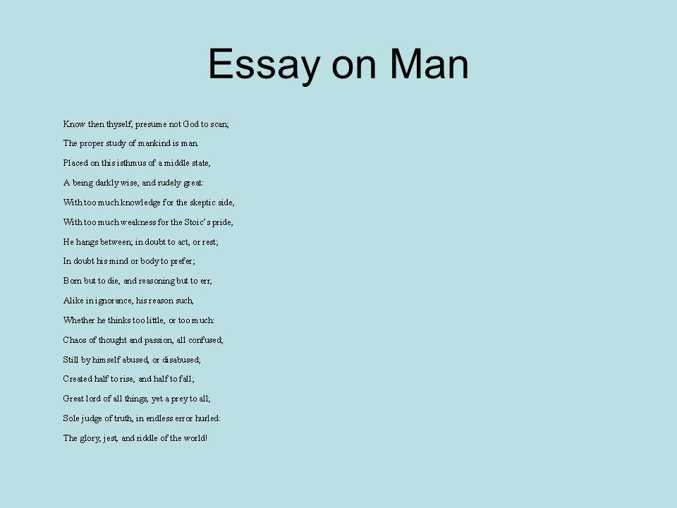 Essay on man heroic couplets / pixel-testnl