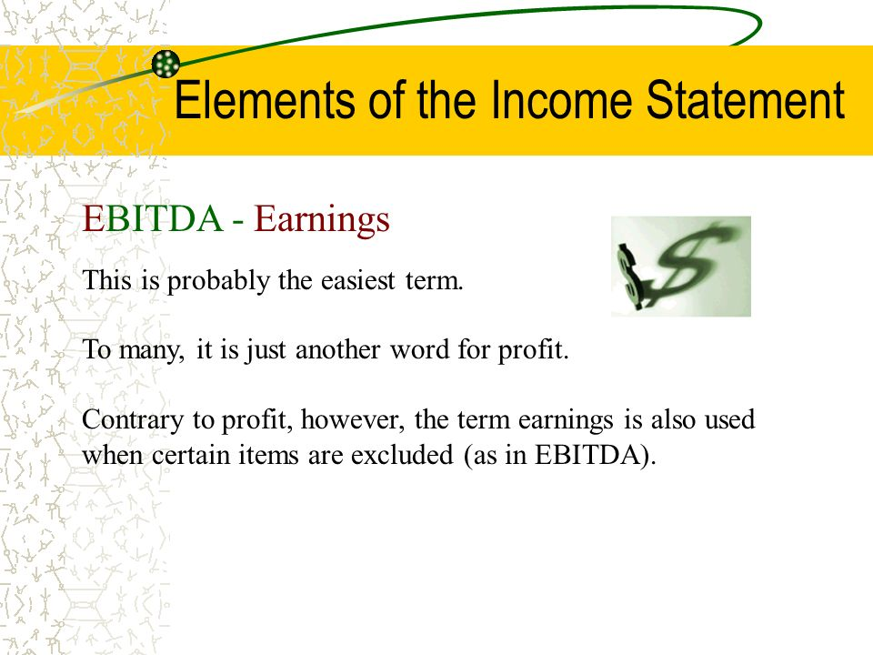 Another Word For Income Statement cvfreepro