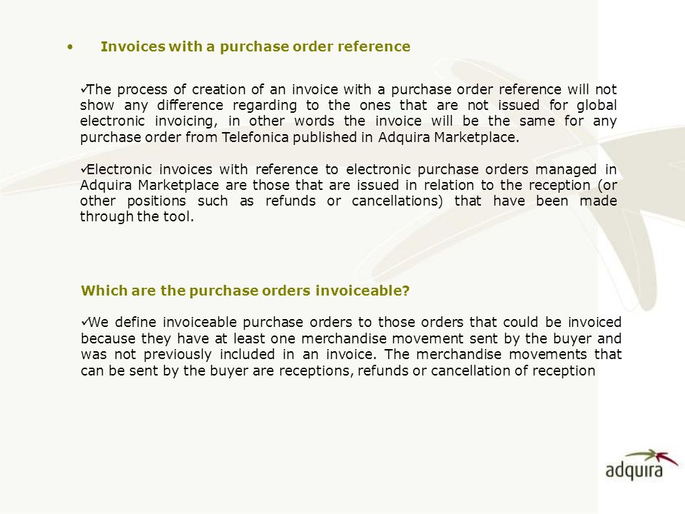 Are Invoice And Purchase Order The Same - Resume Template Sample