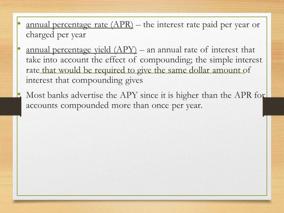 apy formula - Roho4senses - annual interest rate formula
