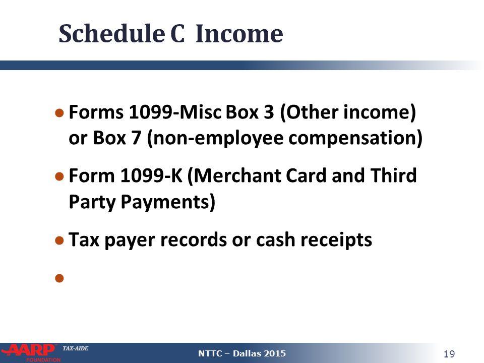 2015 schedule c form - Brucebrianwilliams - schedule c form