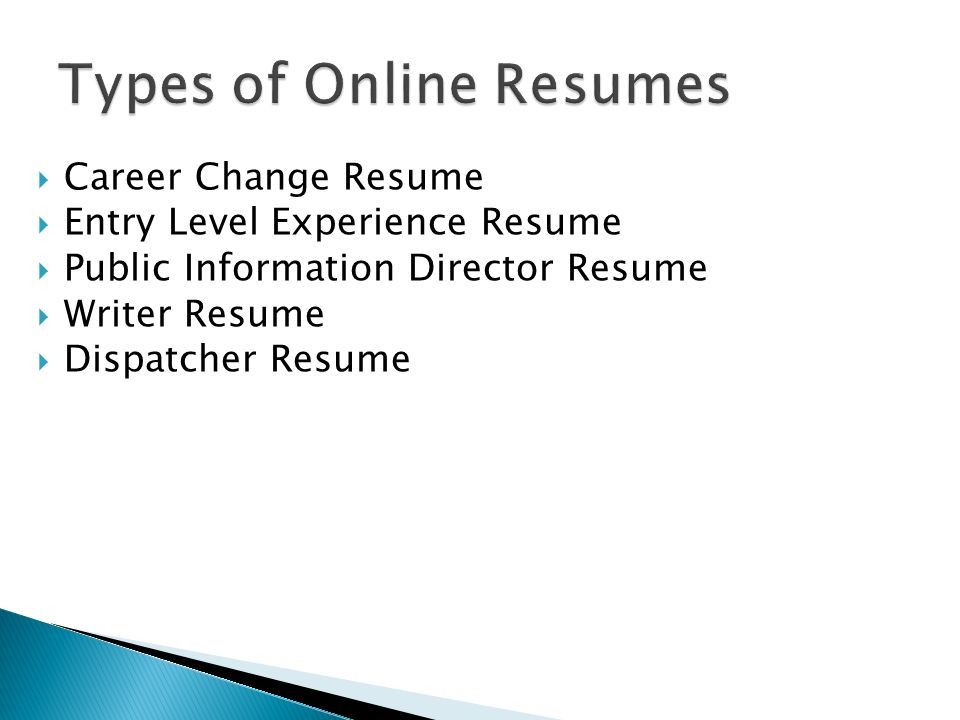 Open the Door to Opportunity! - ppt download - resume for dispatcher