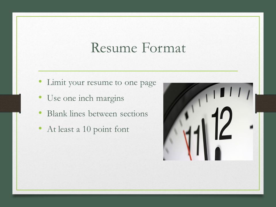 resume formatting margins create a grid based resume cv layout in