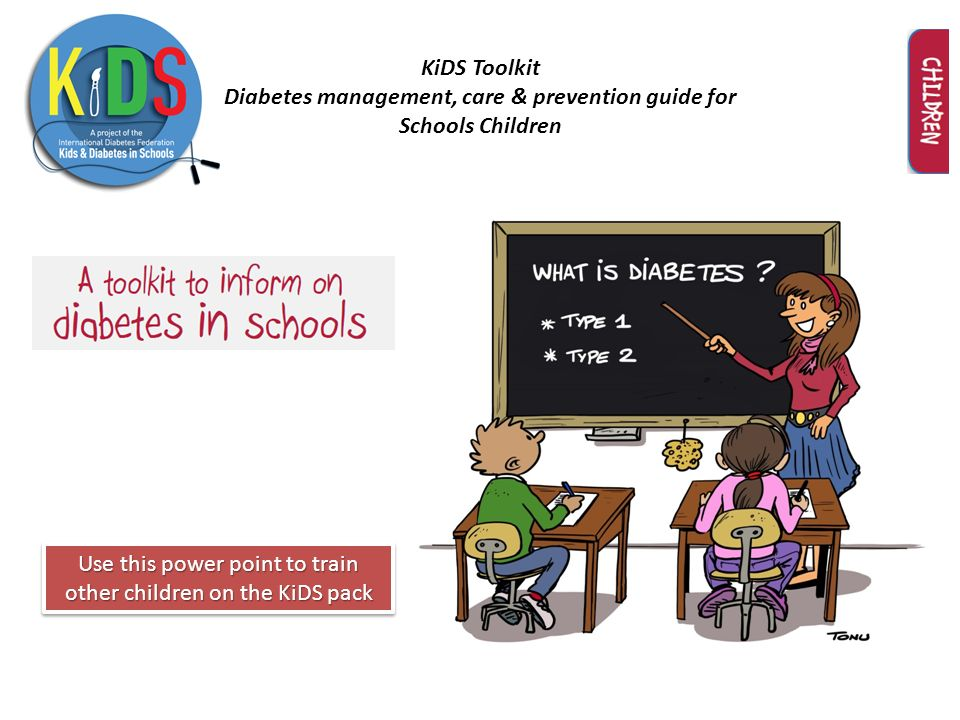 Use this power point to train other children on the KiDS pack - ppt - theme powerpoint for kids