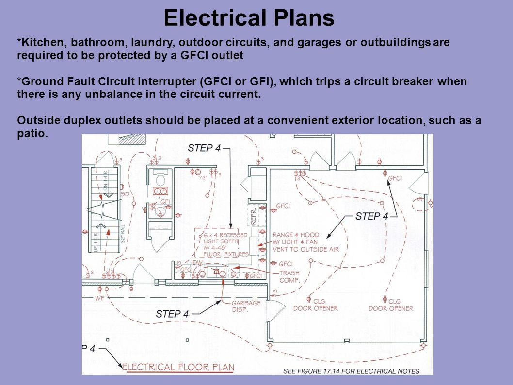Garage Heater Placement Electrical Plans Ppt Video Online Download