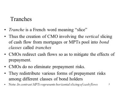 Collateralized Mortgage Obligations - ppt download
