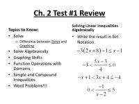Printable Worksheets  Graphing Linear Inequalities ...