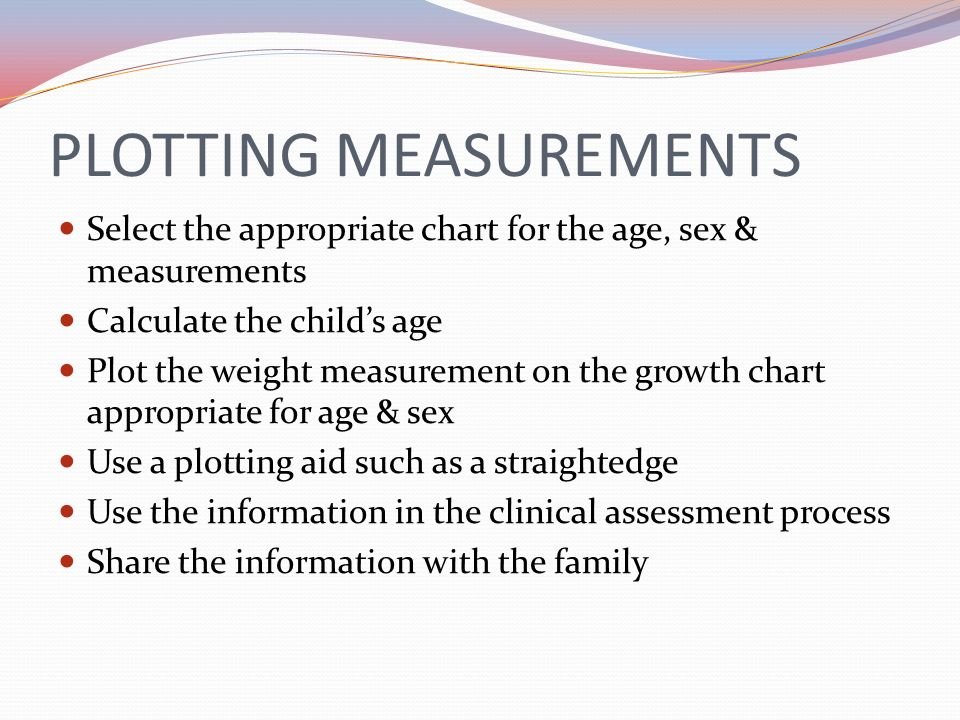 MEASUREMENT OF GROWTH ANTHROPOMETRY - ppt video online download
