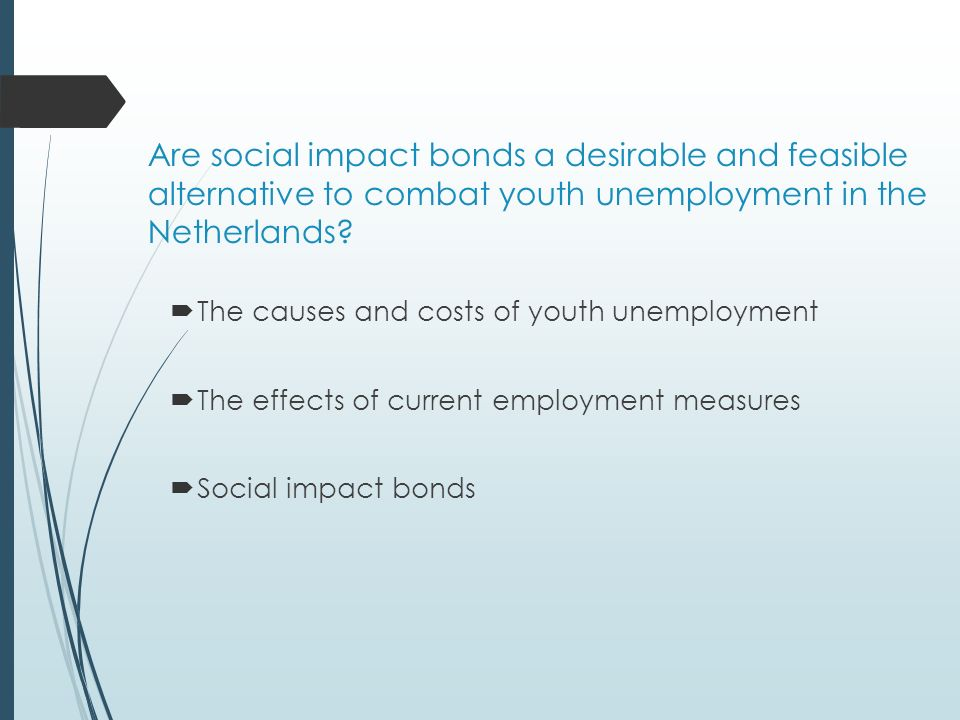 Effects of the youth unemployment in Research paper Help