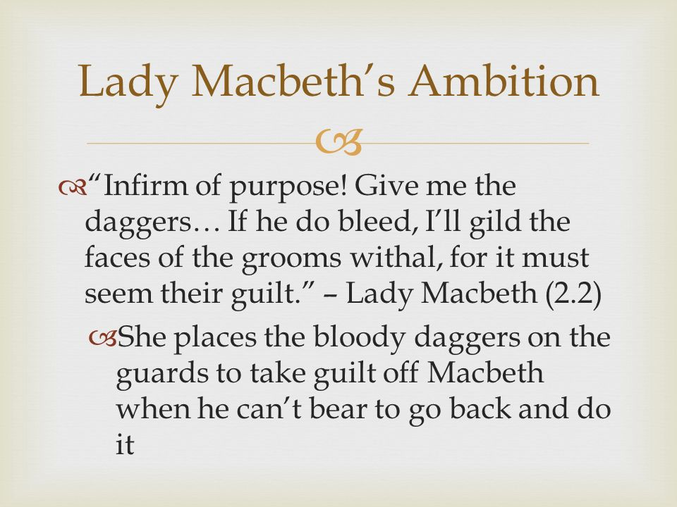 Macbeth Essay Quotes Ambition - Quotes in the Play Macbeth that
