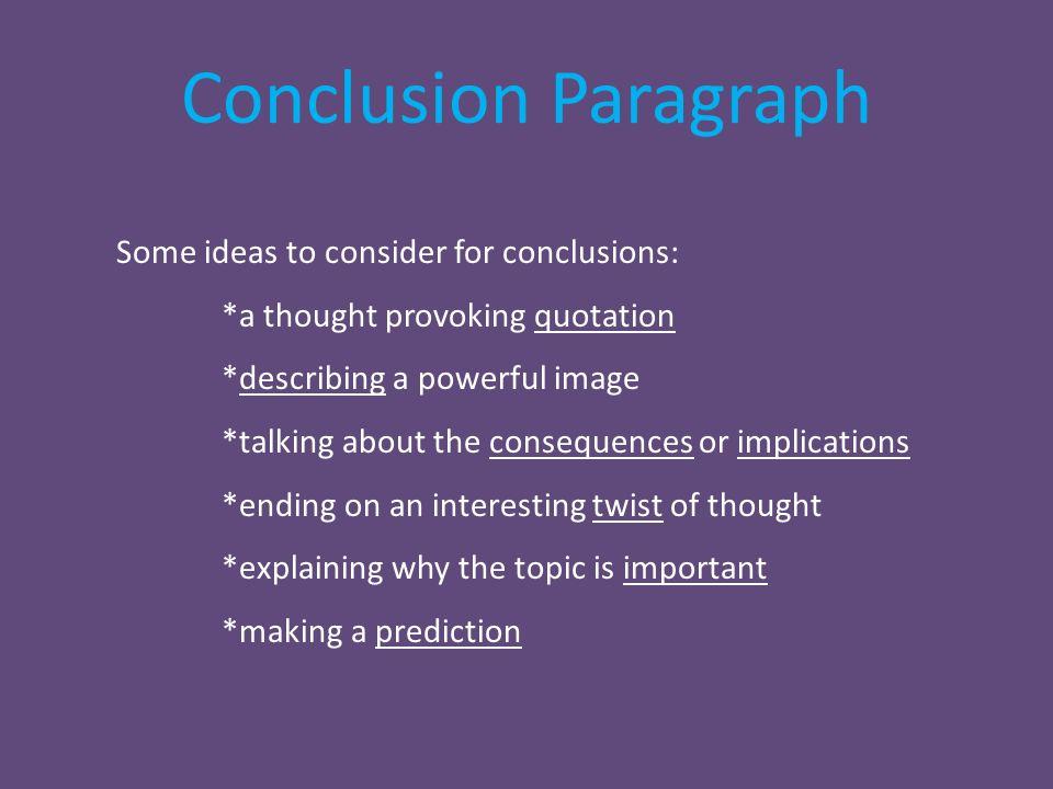 essay on organization