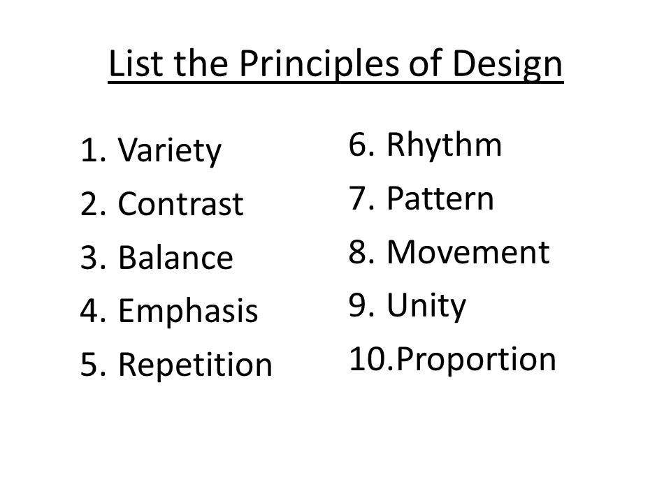 Principles of Design for Photography - ppt video online download - principles of photography