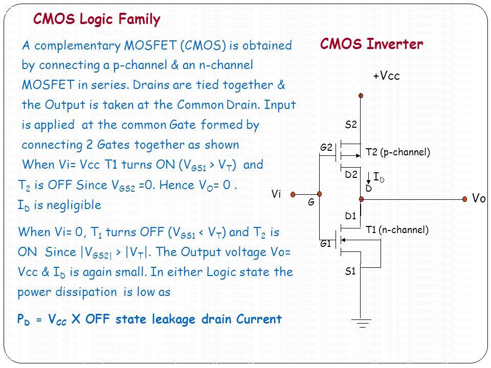 cmos logic gates