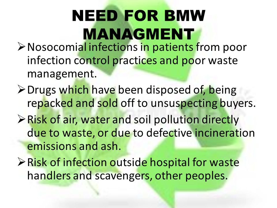 biomedical waste management ppt You Will Never Believe - waste management ppt