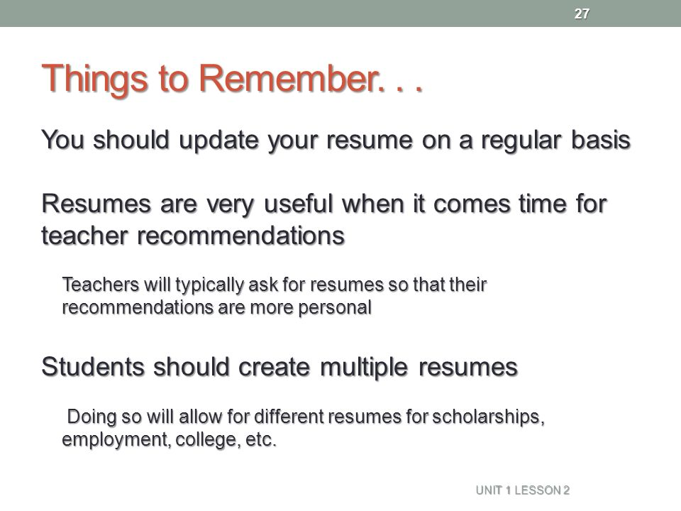 Resume Naviance Family Connection - ppt video online download - scholarships on resume