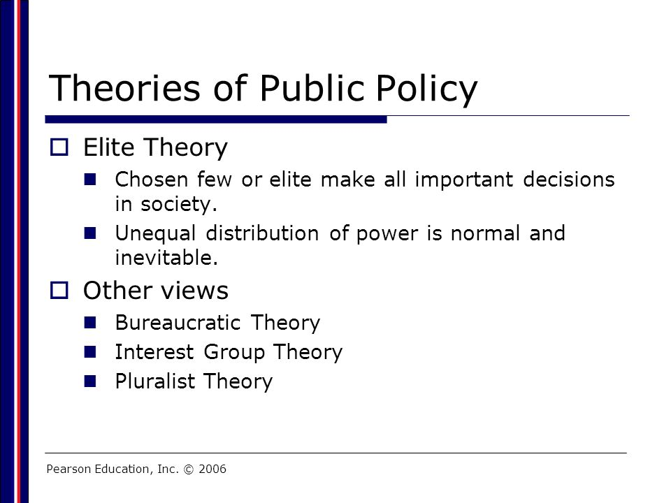 4 theories of government