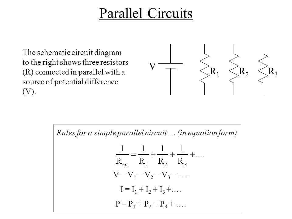 circuit diagram rules