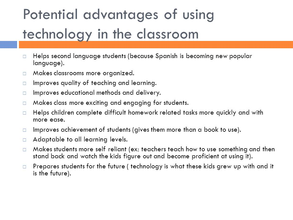 Technology In Schools Faces Questions On Value - The New York