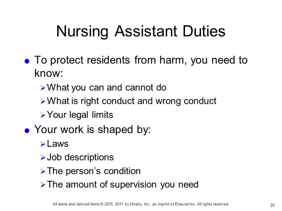 resume cv cover letter cna job duties cna resume skills 17