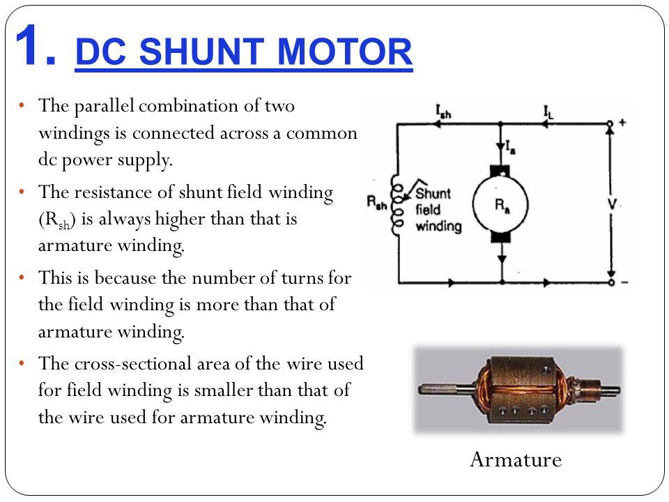 ➤ Diagram Dc Shunt Motor Wiring Diagram