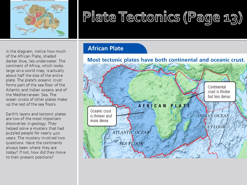 Plate Tectonics Page 7 Ppt Video Online Download