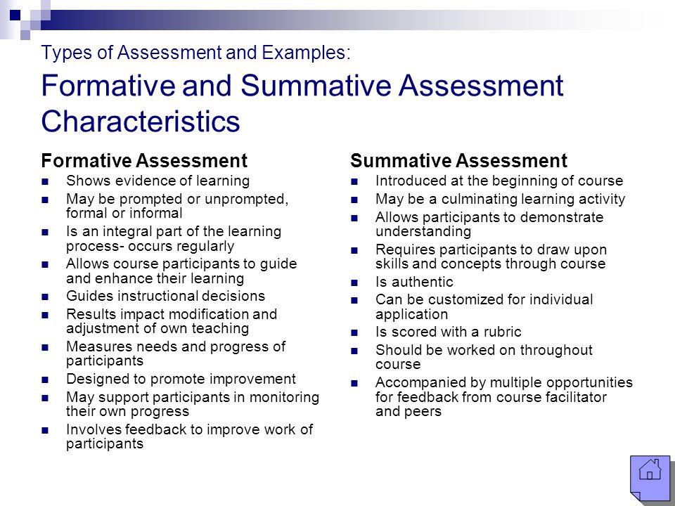 Informal Writing Assessment Strategies