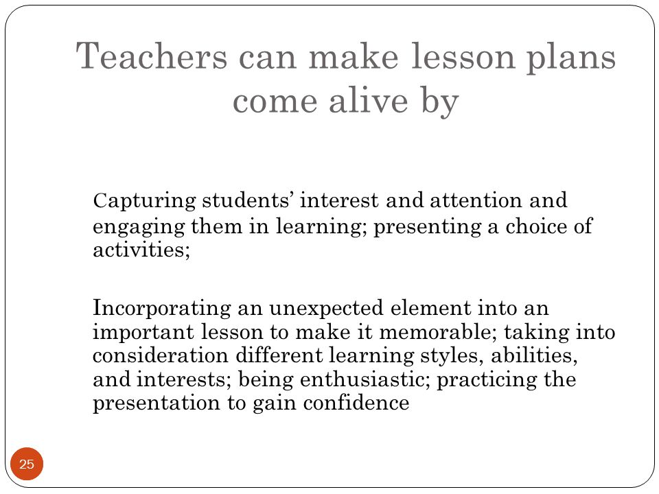Teaching\u201d\u2026Chapter 11 Planning For Instruction - ppt video online