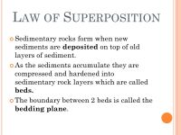 100+ [ Law Of Superposition Worksheet ] | Put In Order ...